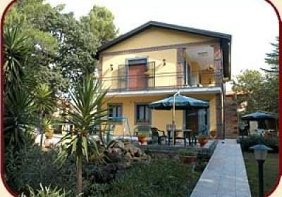 Bed And Breakfast Etna House